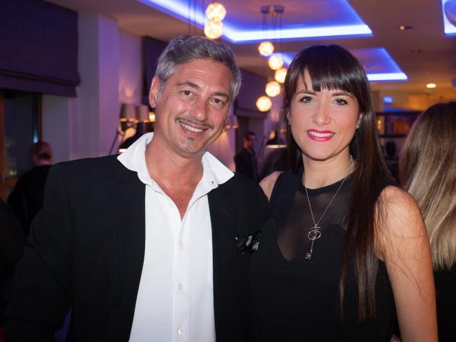 Marco Rossi e Sara Gaiani